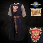 King John Tunic Robin Hood Officially Licensed Item